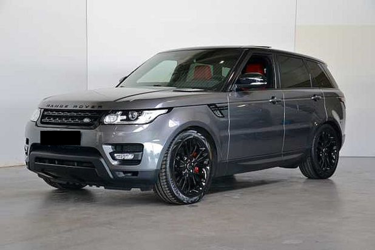 Foto - Land Rover Rr Sport